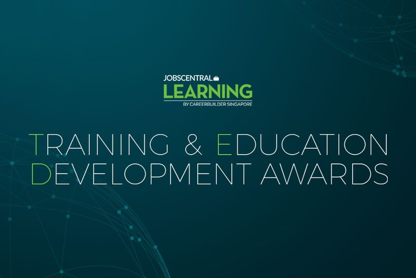 Article on - JobsCentral Learning's Training, Education and Development Awards Ceremony