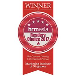 HRM Asia Readers' Choice Award