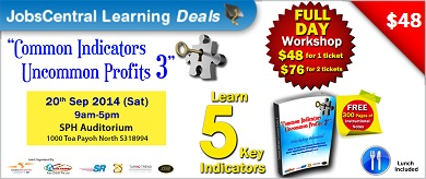 JobsCentral Learning - Common Indicators Uncommon Profits 3