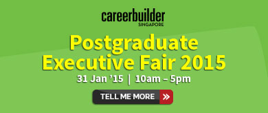 Postgraduate Executive Fair 2015