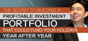 Learn about the secret to building a profitable investment portfolio - by Adam Khoo Learning Technology Group