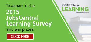 2015 JobsCentral Learning Survey