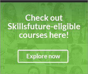 check out skillsfuture eligible courses here! explore now